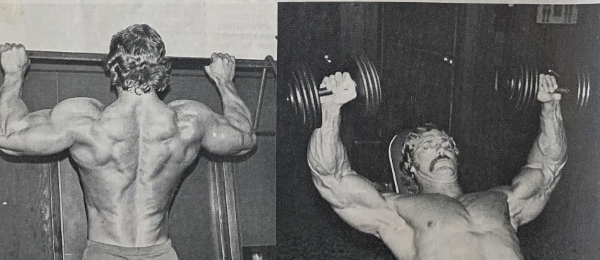 scott wilson workout bodybuilding