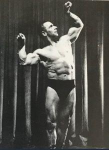 siegmund klein bodybuilding posing