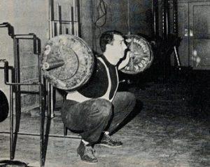 george pickett squat
