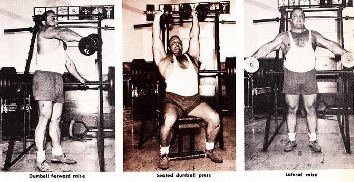 steve merjanian workout