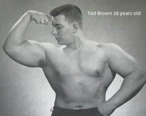 ted brown bodybuilder