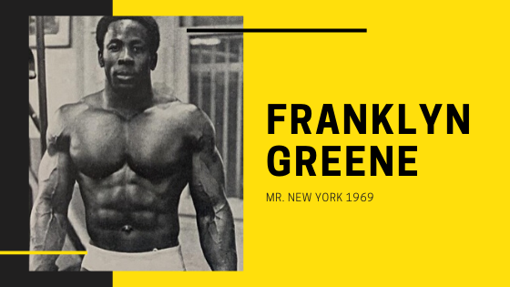 Franklyn Greene bodybuilder