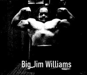 Big Jim Williams Powerlifting