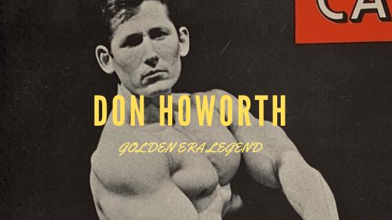 Don Howorth bodybuilding