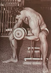 ray routledge bodybuilding oldschool