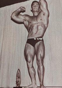 don howorth bodybuilding 1962 mr fiesta