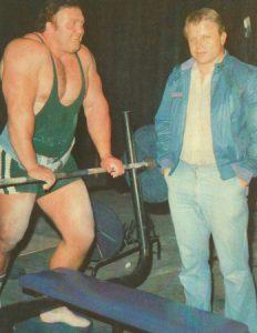 bill kazmaier mike lambert powerlifting