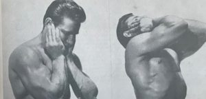 neck workout oldschool vintage