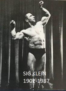 sig klein bodybuilding