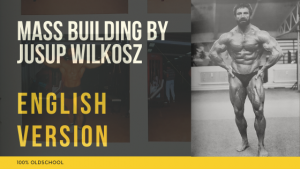 jusup wilkosz mass building workout book