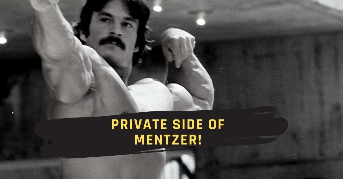 mike mentzer private side