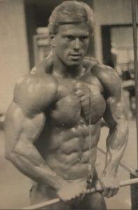 joe meeko triceps bodybuilding