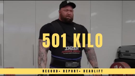 deadlift recort hafthor report