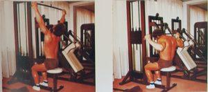 Jusup Wilkosz lat maschine training