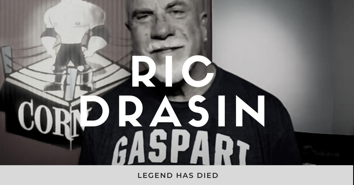 ric drasin death