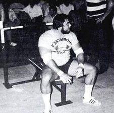 Jon Cole Powerlifting