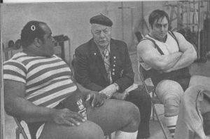 Big Jim Williams and John Kuc