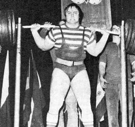 John Kuc Psycho Powerlifter