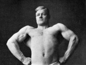 Joe Nordquest oldschool strongman