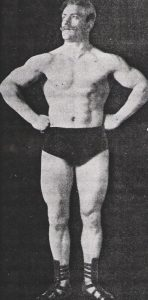 Adolph Nordquest oldschool strongman