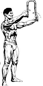 power twist bar exercise chart
