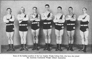 weightlifting federation ACWLA oldschool
