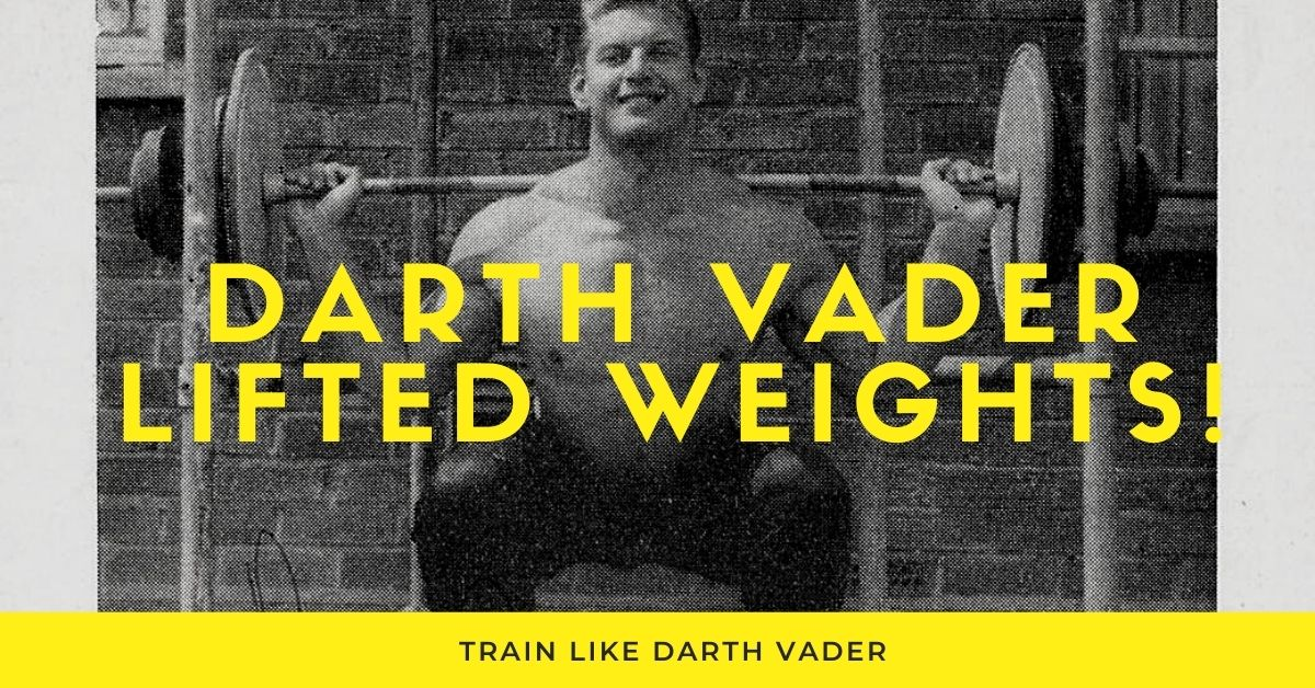 darth vader weightlifting
