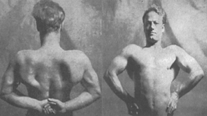 Bill Lilly Oldschool Strongman