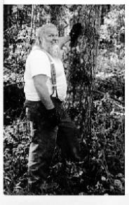 Doyle Kenady Lumberjack and strongman