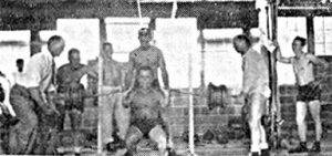 Eugene Felton Squat