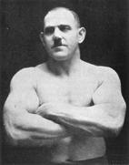 Hermann Goerner German Strongman