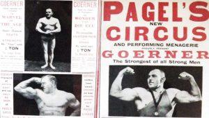 Hermann Goerner Circus Pagel