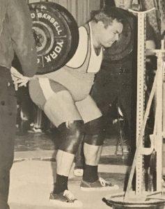 Hugh Cassidy 800lb squat