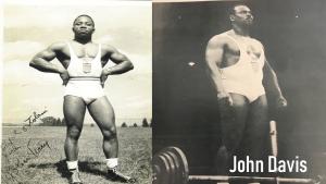 John davis John Terry Power Lifting