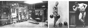 Siegmund Klein's Gym