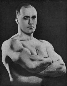 Bob Hoffmann father of lifting