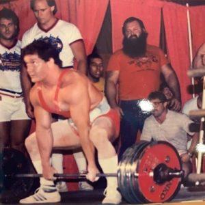 Doyle Kenady Ed Coan powerlifting