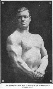Joe Nordquest Strongman