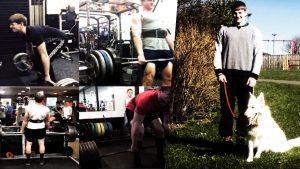 Luke Richardson progress
