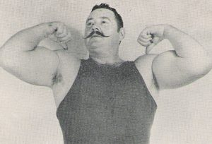 Mac Batchelor arm wrestler
