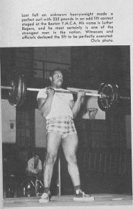 luther rogers curl strict