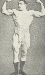 George Hackenschmidt Wrestler Bodybuilder Philosophy