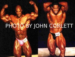ronnie coleman brother
