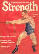 Strength Magazine Oldschool
