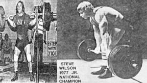 Steve Wilson and Roger Estep