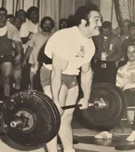 Vince Anello 750lb deadlift powerlifting