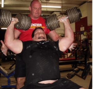 josh bryant training metro flex paul leonard
