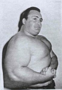 doug hepburn arm strongman