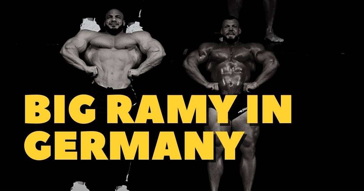 big ramy germany frankfurt