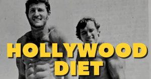 hollywood low carb diet plan